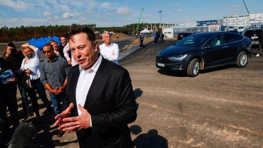 Elon Musk's Berlin