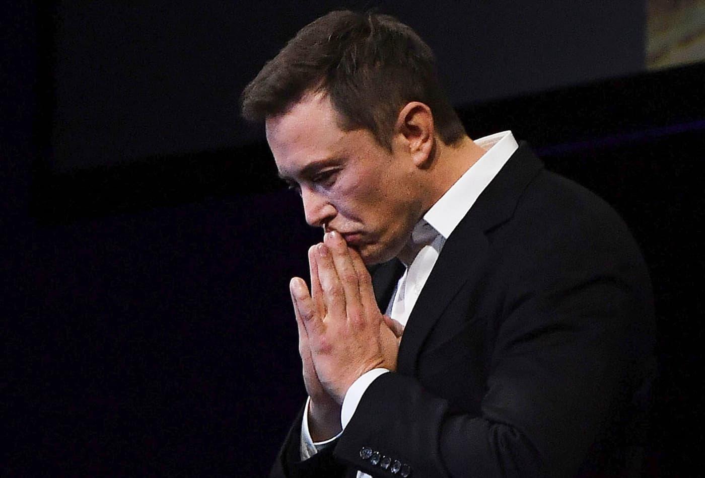 Elon Musk Tesla Covid-19