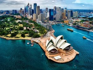 Australia 2021 Covid-19 pandemic Sydney