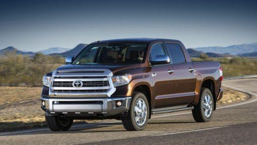 Toyota Tundra Texas