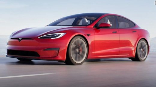 The Model S now comes with Tesla's Plaid Mode, offering faster acceleration that can take the car from zero to 60 mph in just two seconds.