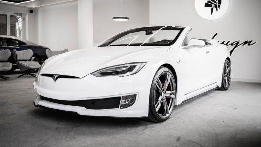 Ares Design Tesla Model S