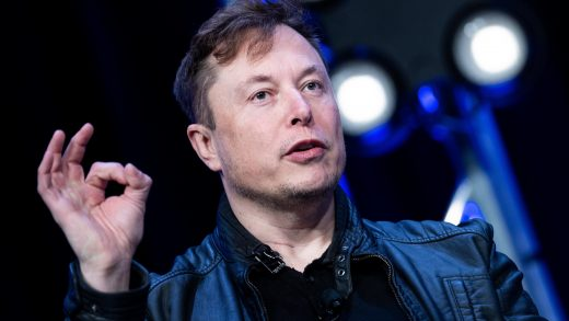 """When told of the traffic to his former number, Elon Musk, founder of SpaceX, said: """"That number is so old! I'm surprised it's still out there somewhere."""""""