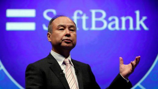 Japan's SoftBank Group Corp Masayoshi Son