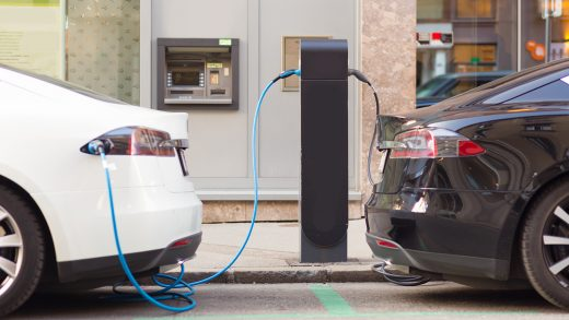 US state of Massachusetts electric cars