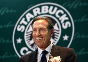 Howard Schultz Starbucks Joe Biden China USA Xi Jinping