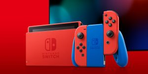 Super Mario 3D World February Nintendo Switch color