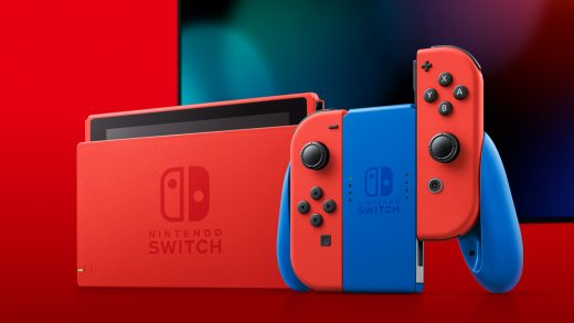Super Mario 3D World February Nintendo Switch color