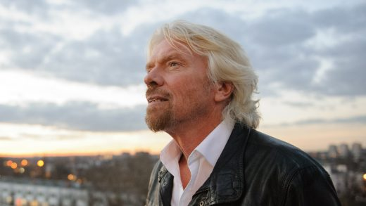 Richard Branson's Virgin Galactic surged by about $300 million after Cathie Wood's Ark Investment Management said it was starting a space-focused ETF