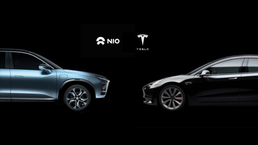 Nio and Tesla