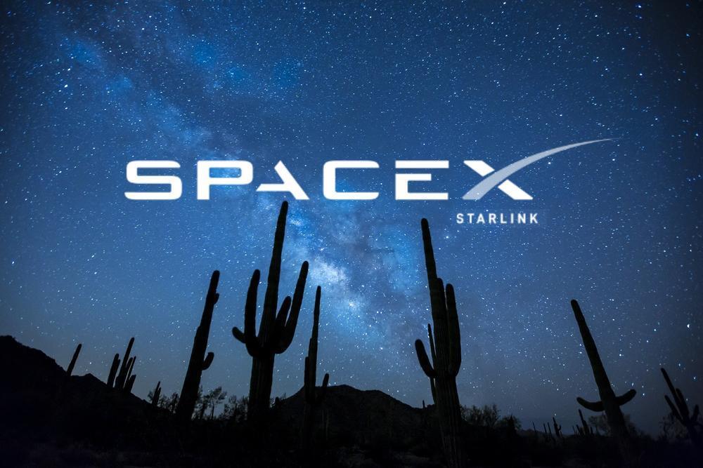SpaceX Starlink Elon Musk Texas