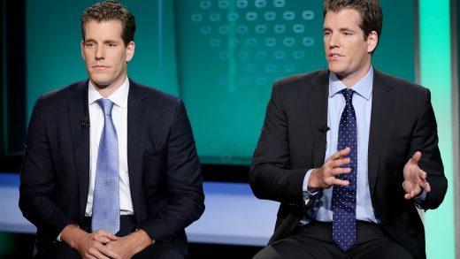 Cameron and Tyler Winklevoss Bitcoin Gemini Trust Co. Gemini