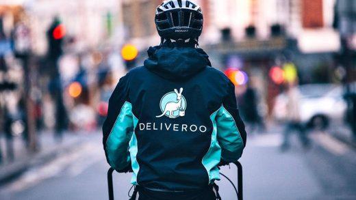 Amazon Deliveroo