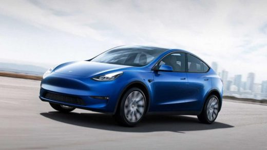 Tesla Model Y China