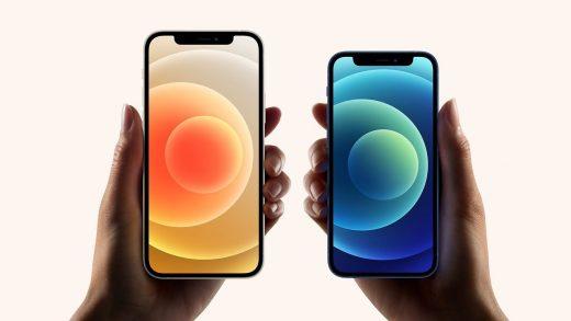 Apple iPhone 12 mini and iPhone 12 mini