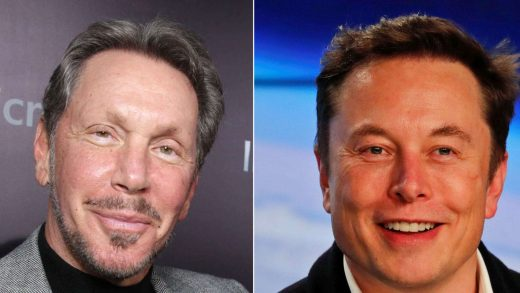 Oracle Larry Ellison Tesla
