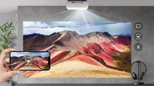 LG HU810P AirPlay 2