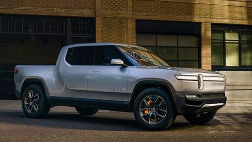 Electric-truck startup Rivian