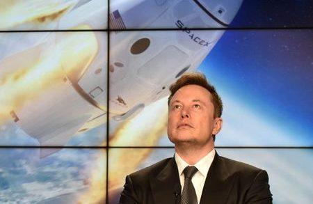 SpaceX founder and chief engineer Elon Musk. REUTERS/Steve Nesius