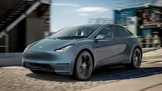 Tesla's $25K car China Supercharger facility's Q1 deployment
