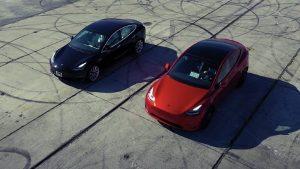 Tesla Model Y California