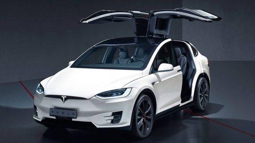 Tesla electric car Tesla Model Y