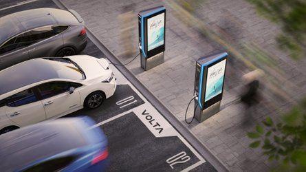 EV charging startup Volta