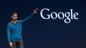 Google CEO Sundar Pichai Getty Images