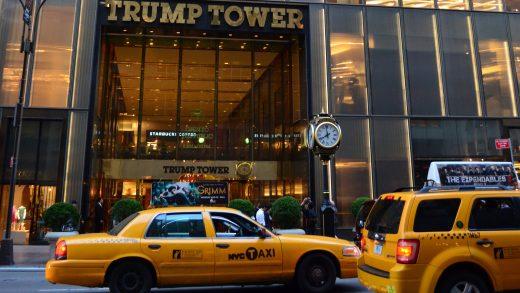 Tiffany & Co Trump Organization's Donald Trump Covid-19