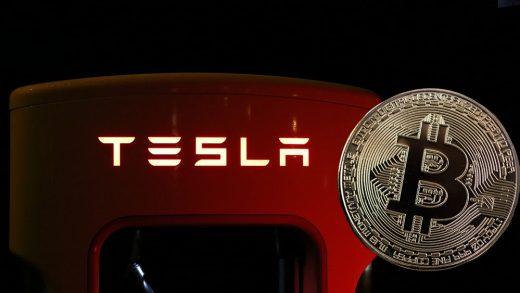 Tesla's bitcoin