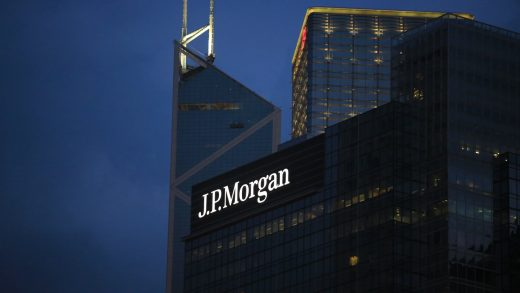 JPMorgan's blockchain
