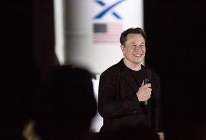 Elon Musk SpaceX Covid-19
