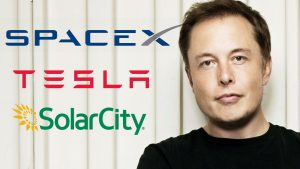 Elon Musk PayPal SpaceX