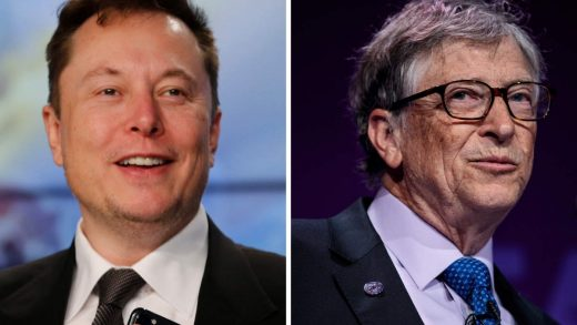 Bill Gates and Elon Musk