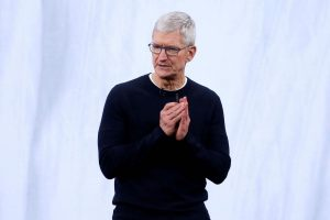 Tim Cook Apple Covid-19