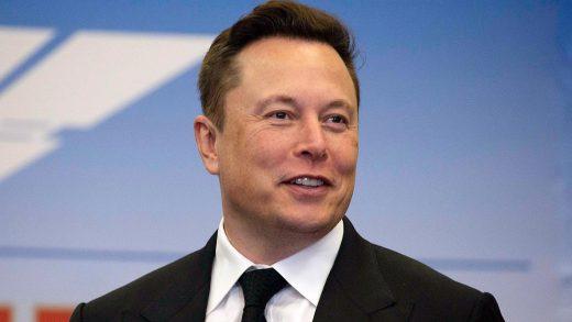Tesla CEO, Elon Musk.