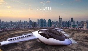 Germany Lilium electric air taxi