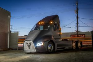 Tesla Electric-Truck Rival