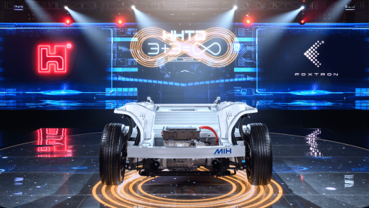 foxconn electric car