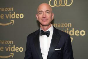 BEVERLY HILLS, CA - JANUARY 06: Amazon CEO Jeff Bezos attends the Amazon Prime Video's Golden Globe Awards After Party at The Beverly Hilton Hotel on January 6, 2019 in Beverly Hills, California. (Photo by Emma McIntyre/Getty Images)