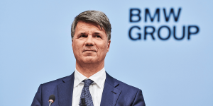 BMW CEO Harald Krueger