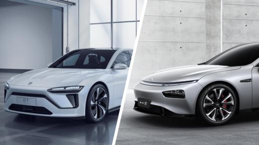 Tesla Nio & Xpeng