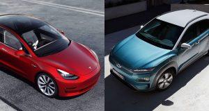 Tesla Hyundai