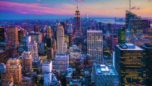 New York Amazon COVID-19