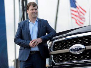 Ford Motor Co. CEO Jim Farley
