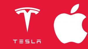 Apple and Tesla