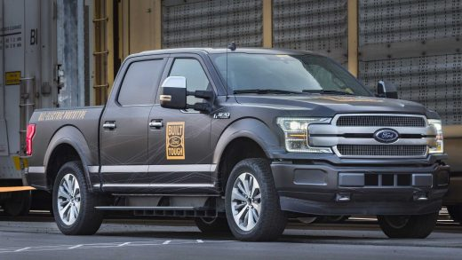 Ford posted a quarterly loss to round out what was a challenging year for the auto industry. Ford F-150