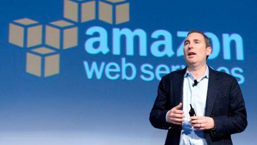 Andy Jassy, Amazon AWS