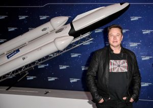 SpaceX and Tesla CEO Elon Musk