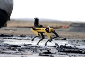 SpaceX Boston Dynamics